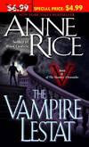 image of The Vampire Lestat  (Vampire Chronicles)
