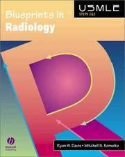 Blueprints in Radiology by Davis, Ryan W.; Komaiko, Mitchell S