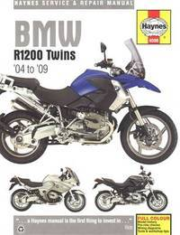 BMW R1200 Twins, Service and Repair Manual, '04 to '09