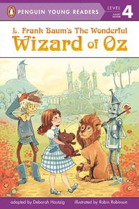 L. Frank Baum's Wizard of Oz (Penguin Young Readers, Level 4)