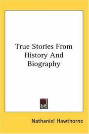 image of True Stories From History And Biography