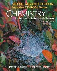 Chemistry: Molecules, Matter, & Change