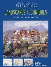 Landscapes Techniques: A Practical Course in Watercolour Painting