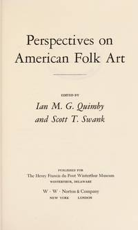 Perspectives on American Folk Art