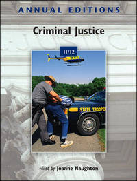 Annual Editions: Criminal Justice 11/12