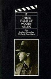 Three Films Of Woody Allen