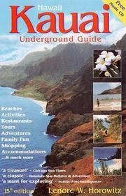 Kauai Underground Guide (Includes Free Hawaiian Music CD)