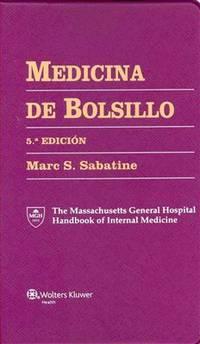 Medicina de bolsillo (Spanish Edition)