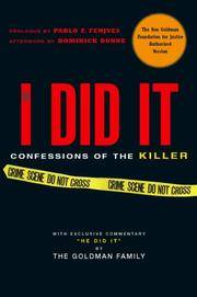 image of If I Did It: Confessions of the Killer