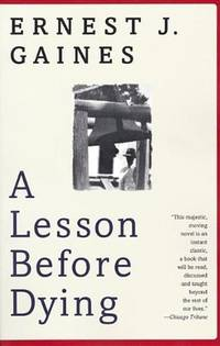image of A Lesson Before Dying (Vintage Contemporaries)