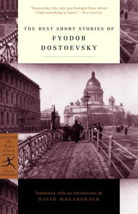image of The Best Short Stories of Fyodor Dostoevsky (Modern Library)