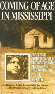 image of Coming Of Age In Mississippi (Turtleback School & Library Binding Edition)