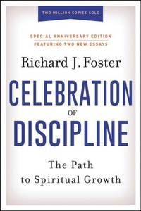 image of The Celebration of Discipline: The Path to Spiritual Growth
