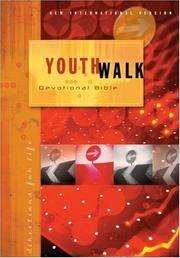 NIV Youthwalk Devotional Bible by Bruce Wilkinson (1997-10-14)