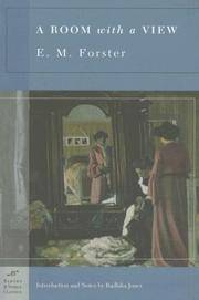 image of A Room with a View (Barnes_Noble Classics Series)
