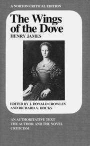 image of The Wings of the Dove (Norton Critical Editions)