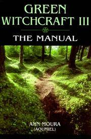 image of The Manual (Green Witchcraft, Book 3)