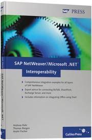 SAP NetWeaver / .NET Interoperability