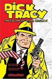 image of Dick Tracy: The Collins Casefiles Volume 3 (Dick Tracy: The Collins Casefiles (Graphic Novels))