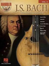 image of J. S. Bach: Vol 4