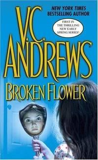 Broken Flower - Early Spring Series #1