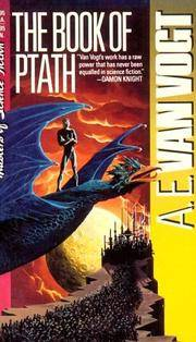 The Book of Ptath [Paperback]  by Van Vogt, A.E