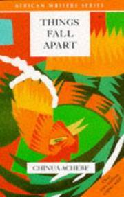 image of Things Fall Apart (African Writers)