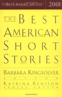Best American Short Stories 2001 by  Barbara Kingsolver - from Better World Books  (SKU: 3253352-6)
