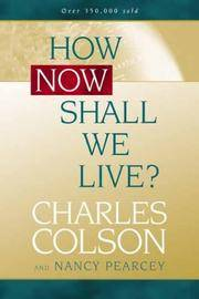 image of How Now Shall We Live?