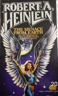 Menace From Earth by Robert Heinlein - Paperback - [1991] - from Fleamarketbooks.com and Biblio.com