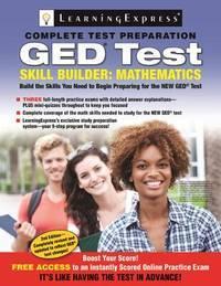 GED® Test Skill Builder: Mathematics