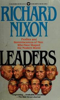 Leaders by Richard Nixon - 1983-02-08 - from Books Express and Biblio.com
