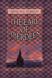 THE EARL OF ABERDEEN