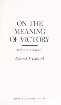 On the Meaning Of Victory
