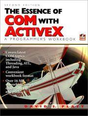 The Essence Of Com and Activex