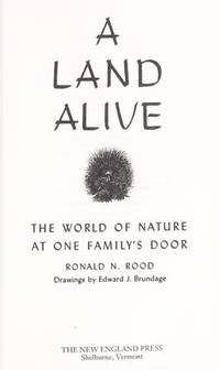 A LAND ALIVE