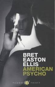 image of American Psycho (Picador Thirty)