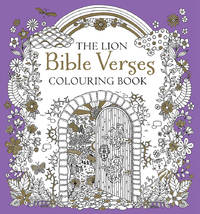 The Lion Bible Verses Coloring Book