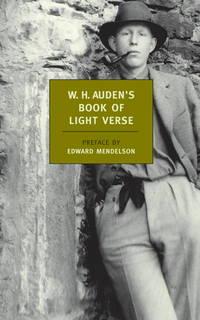 W. H. Auden's Book of Light Verse (New York Review Books Classics)