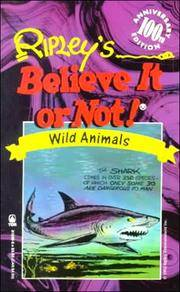 Ripley\'s Believe It or Not!: Wild Animals