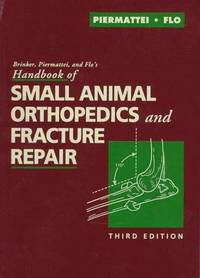 handbook of small animal orthopedics and fracture repair 5th edition