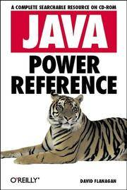 Java Power Reference