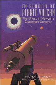 In Search Of Planet Vulcan: The Ghost In Newton's Clockwork Universe by  William  Richard; Sheehan - Paperback - from Russell Books Ltd and Biblio.com