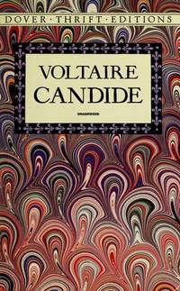 image of Candide (Dover Thrift Editions)