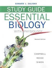 Study Guide for Essential Biology with Physiology, 2nd Edition