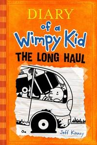 Diary of a Wimpy Kid: The Long Haul by  Jeff Kinney - Signed First Edition - from The Book Scouts (SKU: SKU1019587)