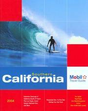 Mobil Travel Guide  Southern California, 2004: Southern California,  Fresno and South