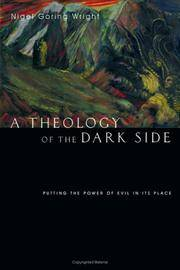 A Theology of the Dark Side: Puttting the Power of Evil in Its Place