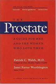The Prostate by  Patrick et al WALSH - Paperback - First Edition - 1995 - from Between the Covers- Rare Books, Inc. ABAA and Biblio.co.uk