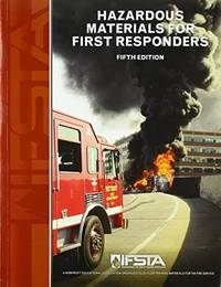 HAZARDOUS MATERIALS F/FIRST RESPONDERS